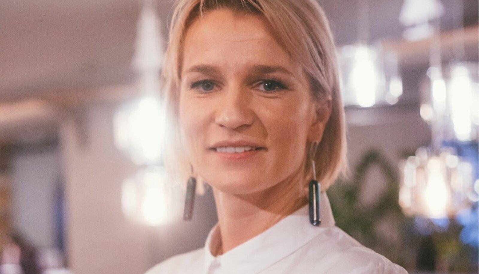 Наталья Инно, руководитель проектов Олимпийского комитета Эстонии