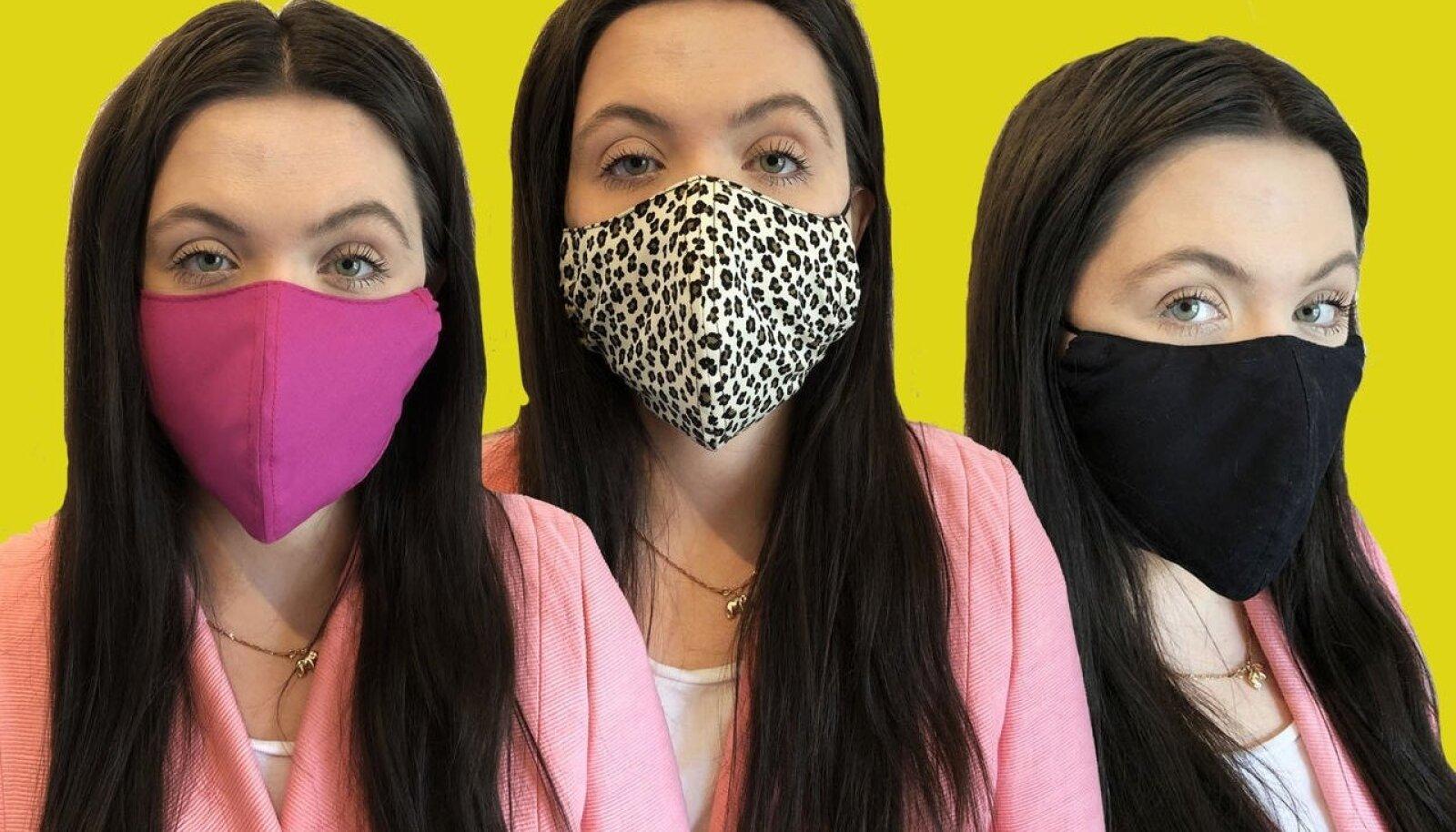 Fuckcorona kaitsemaskid