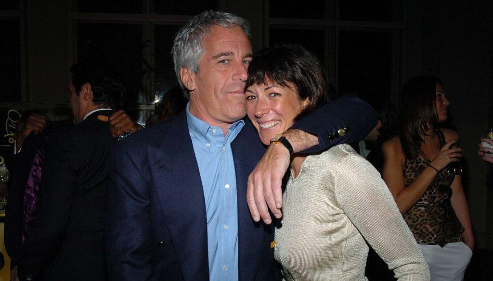 Jeffrey Epstein ja Ghislaine Maxwell