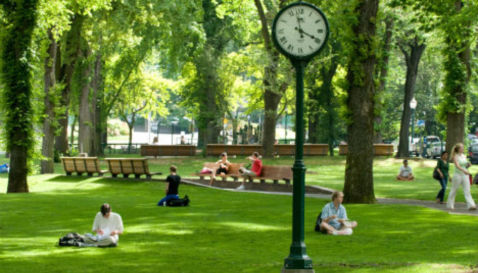 Inimesed, kelle elukoha lähedal on rohkesti parke või aedu, on eluga rohkem rahul