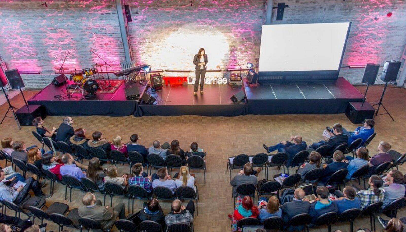 TEDx Lasnamäe