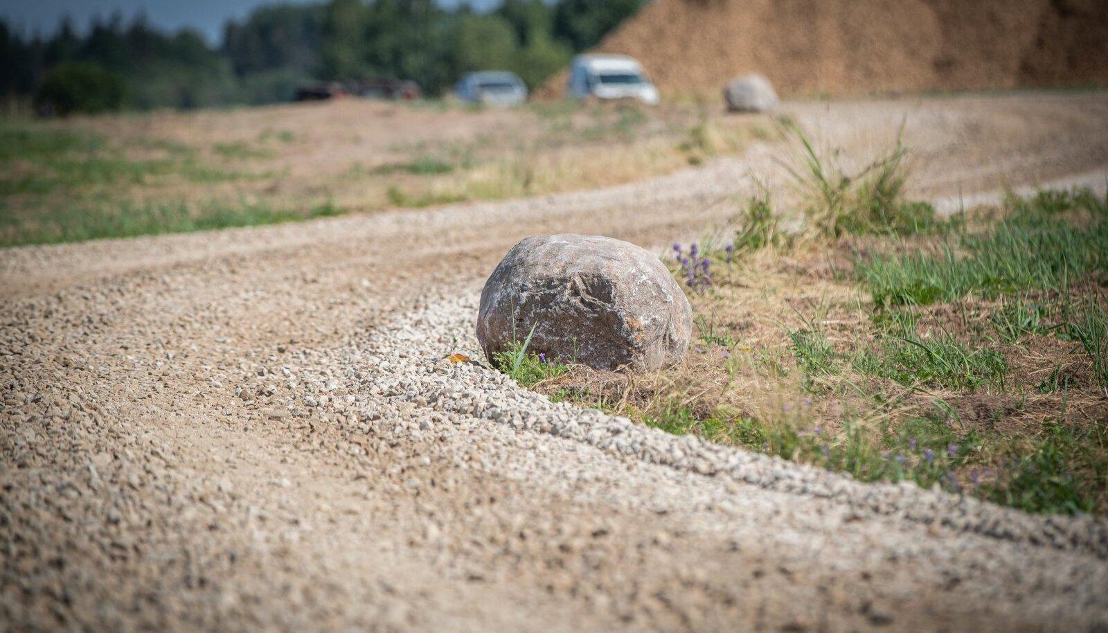 Lühike sirge, kurv, uuesti lühike sirge ja jälle kurv. Selline on Rally Estonia punktikatse ülesehitus.
