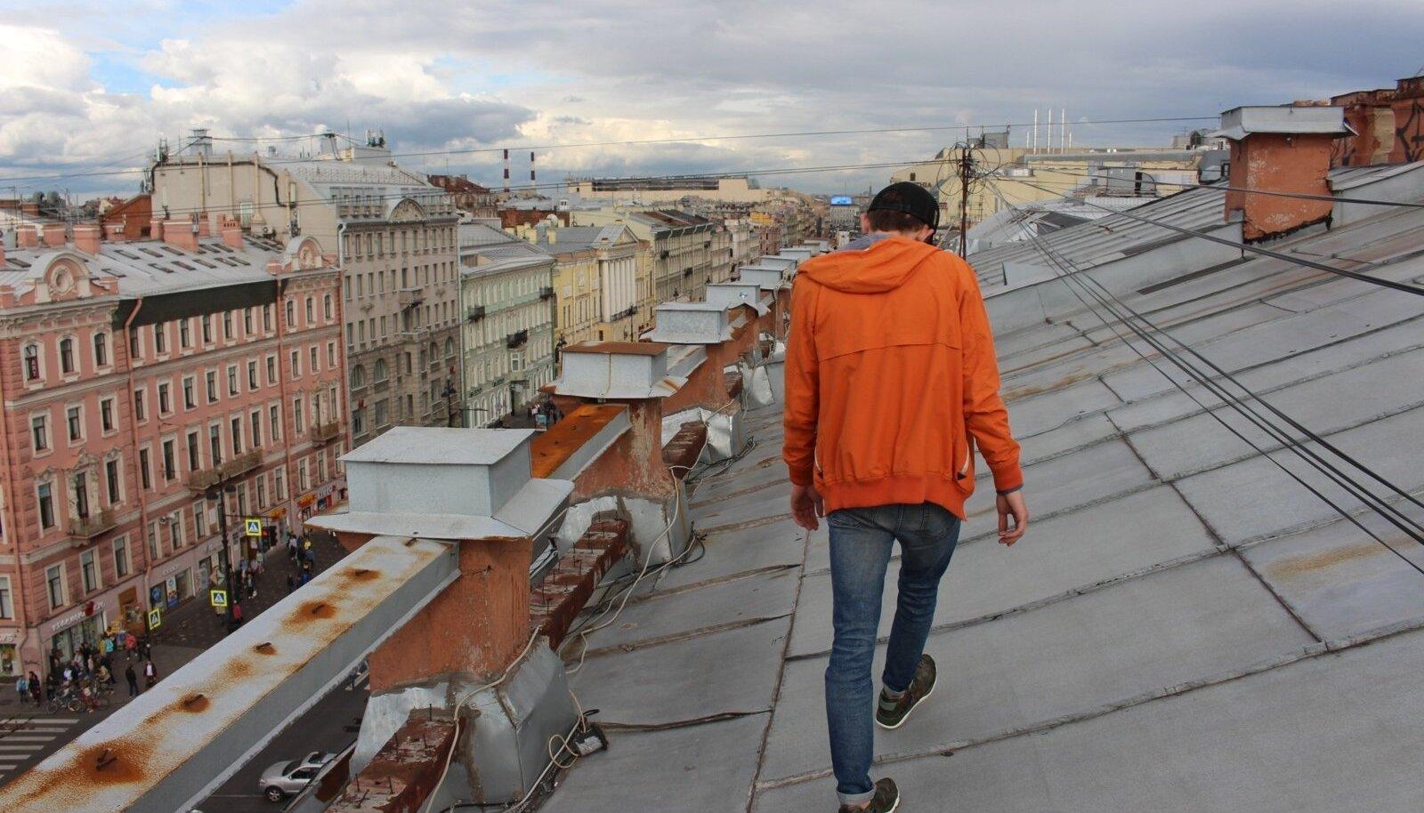 Peterburi katused
