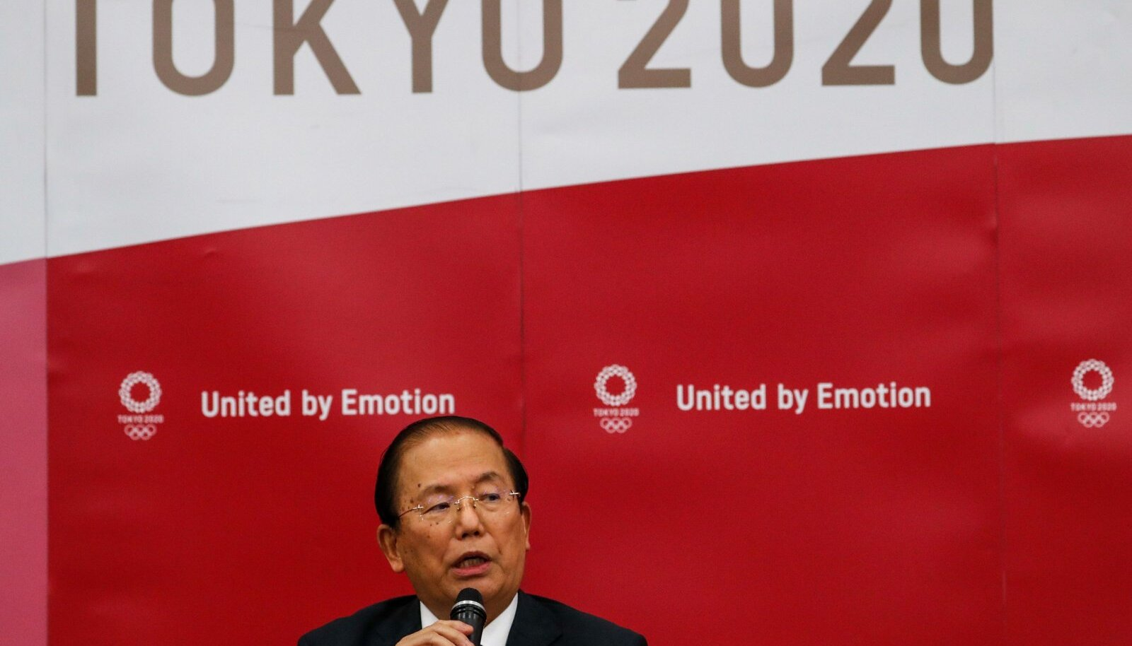 Tokyo olümpiamängude pressikonverents