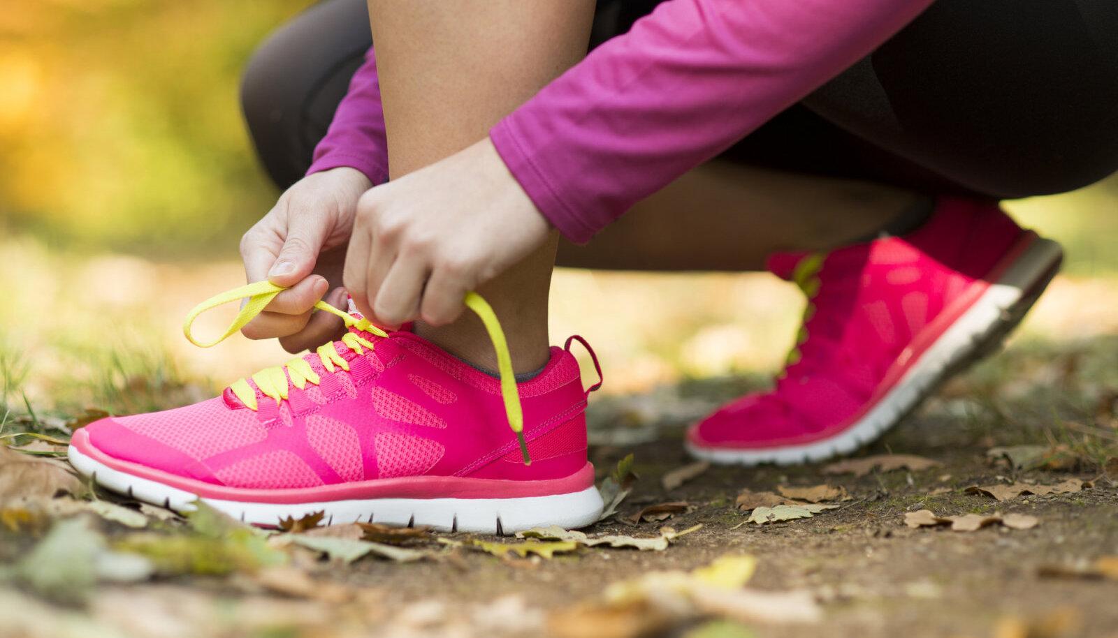 Tempokas kõndimine teeb tervisele head