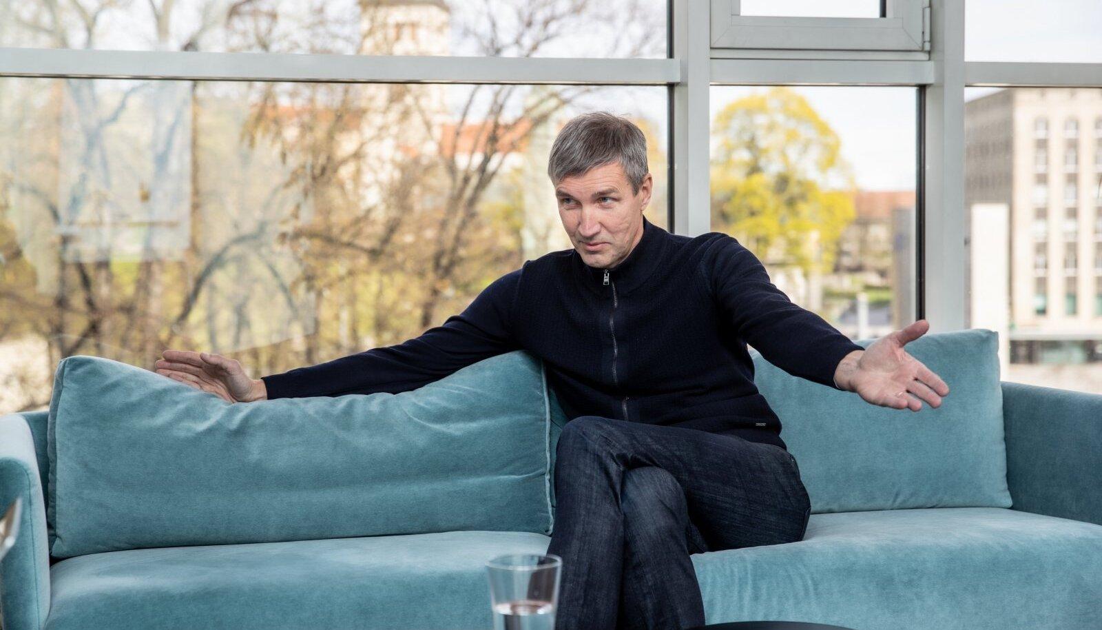 Argos Krachti sõnul on pärast artiklit välismaalastele krüptovääringu loaga firmade müük muutunud sisuliselt võimatuks.
