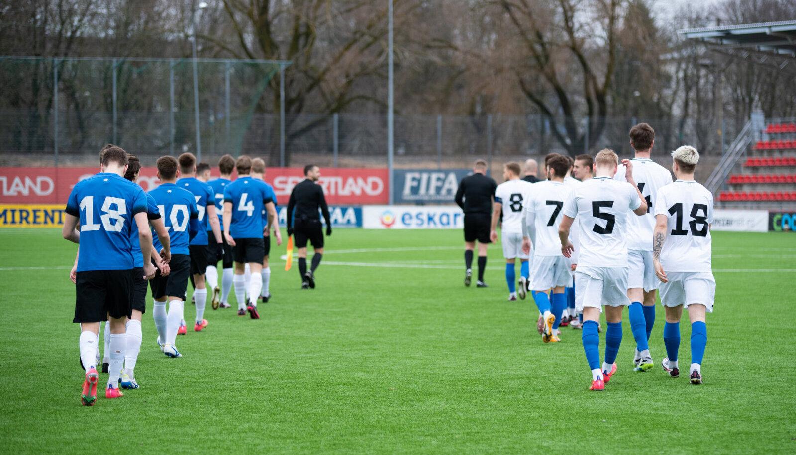 Eesti jalgpallurid