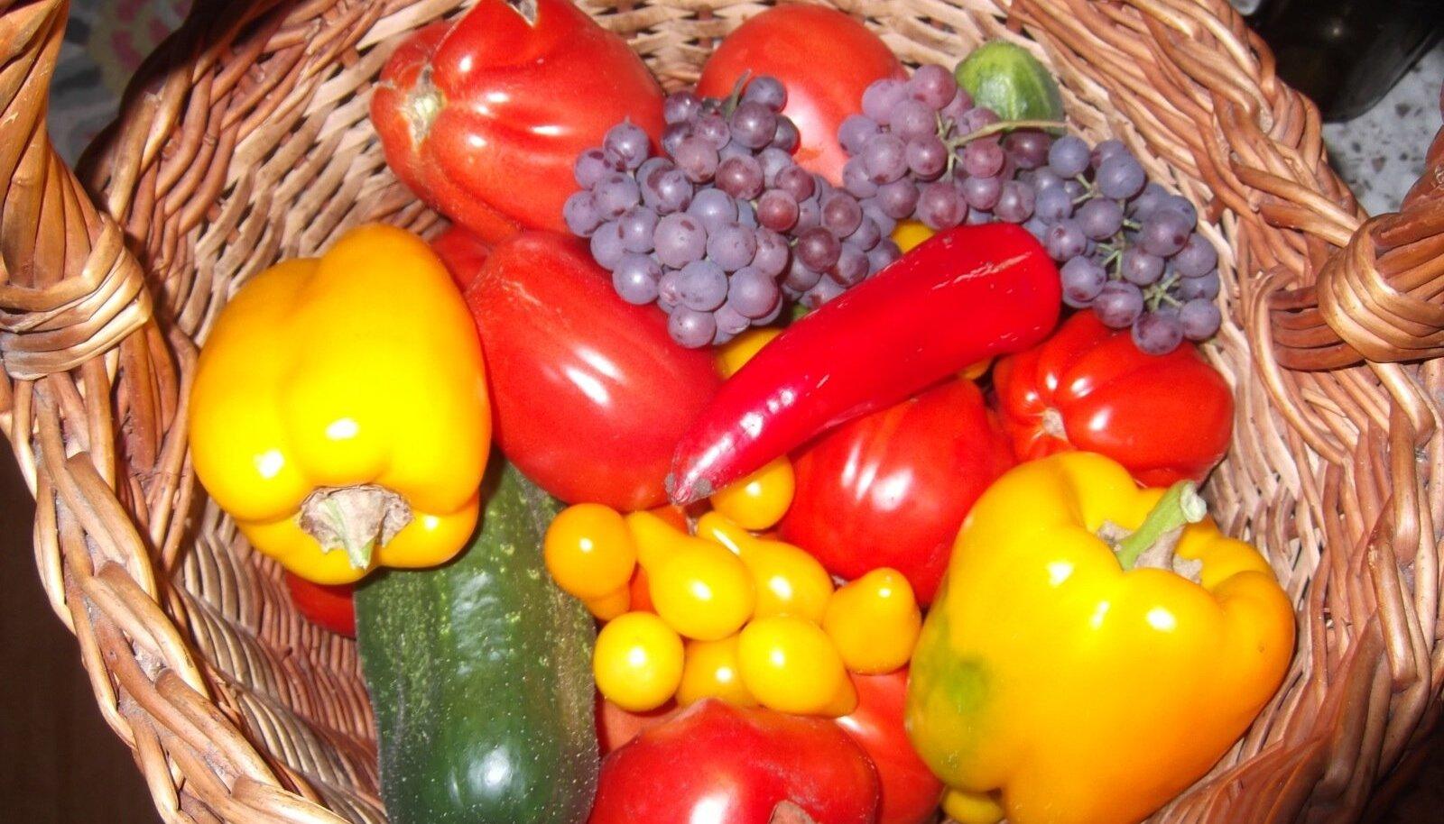 ELi ametkonnad võtavad toidust aastas kümneid tuhandeid proove, et uurida pestitsiidijääkide ja saasteainete sisaldust.