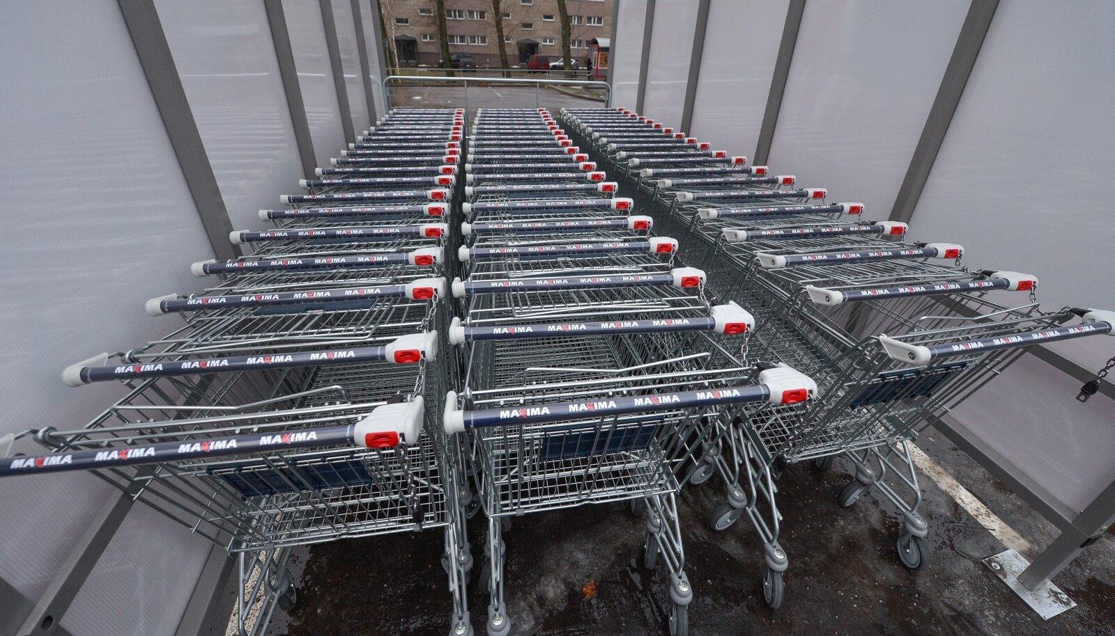 ostukärud