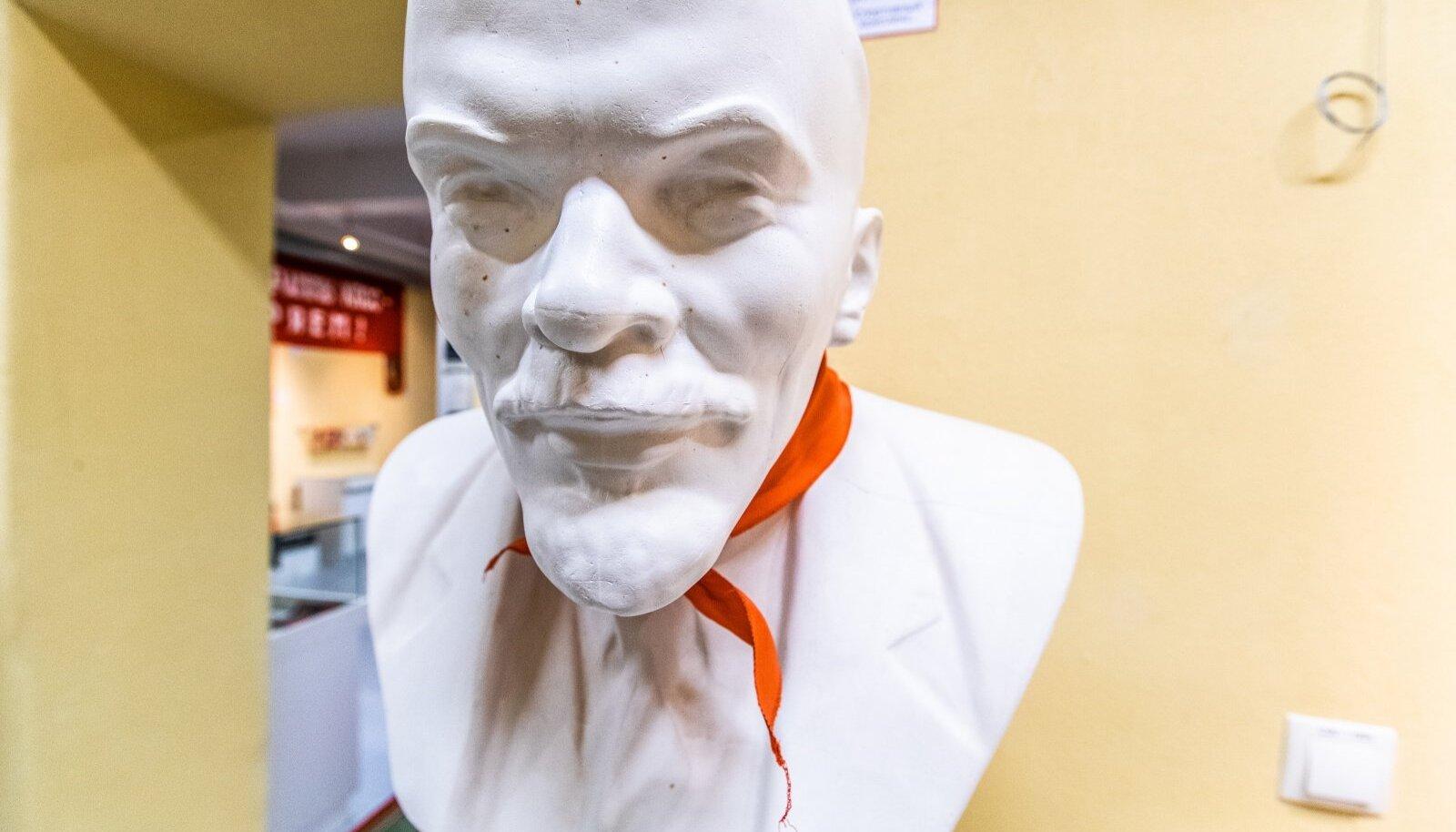 Lenini kuju Sillamäel