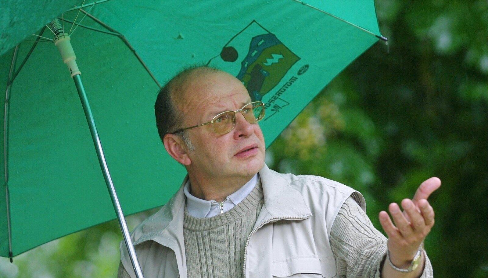 Estonian Business Schooli rektor Arno Almann