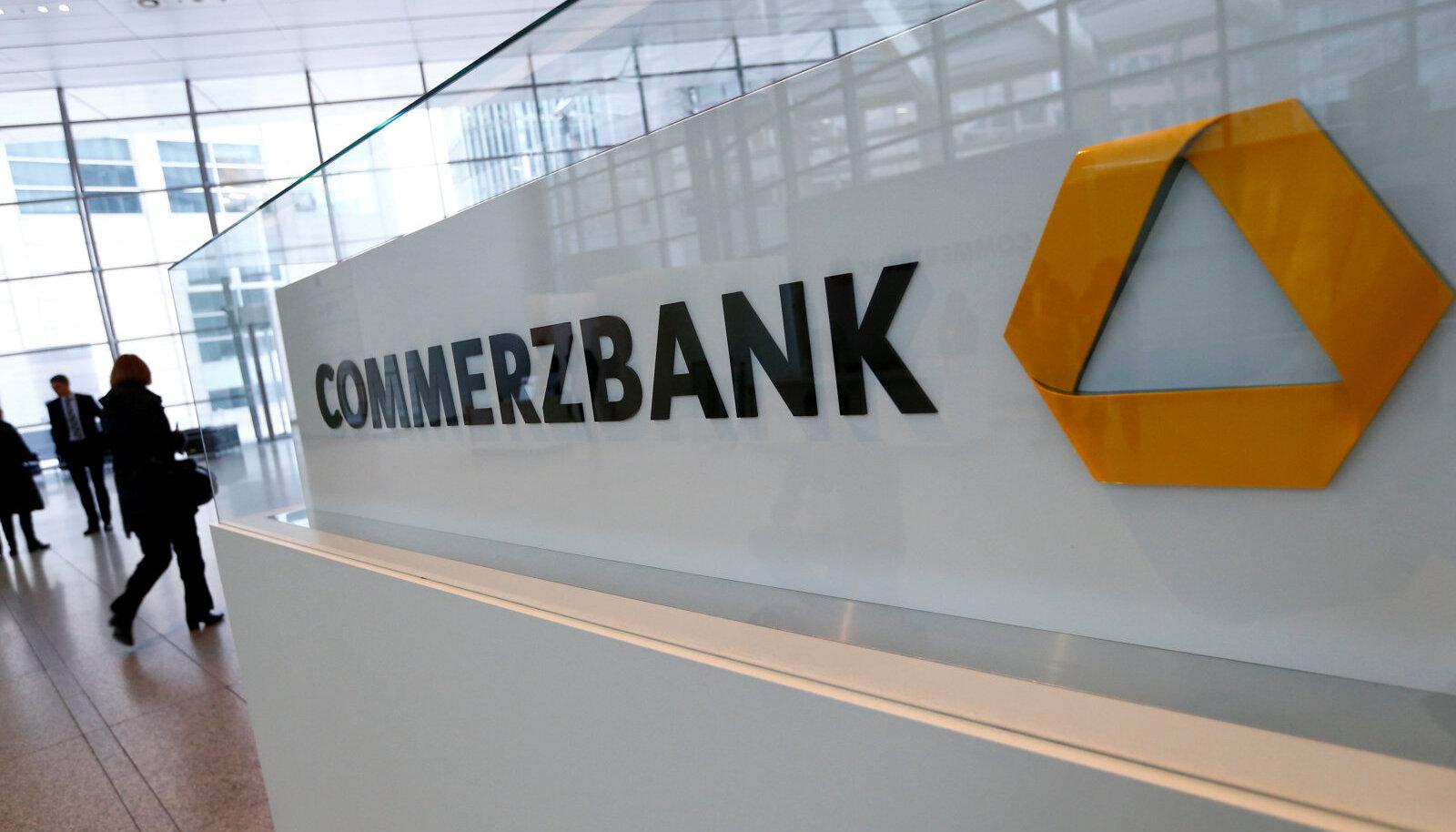 Commerzbanki logo