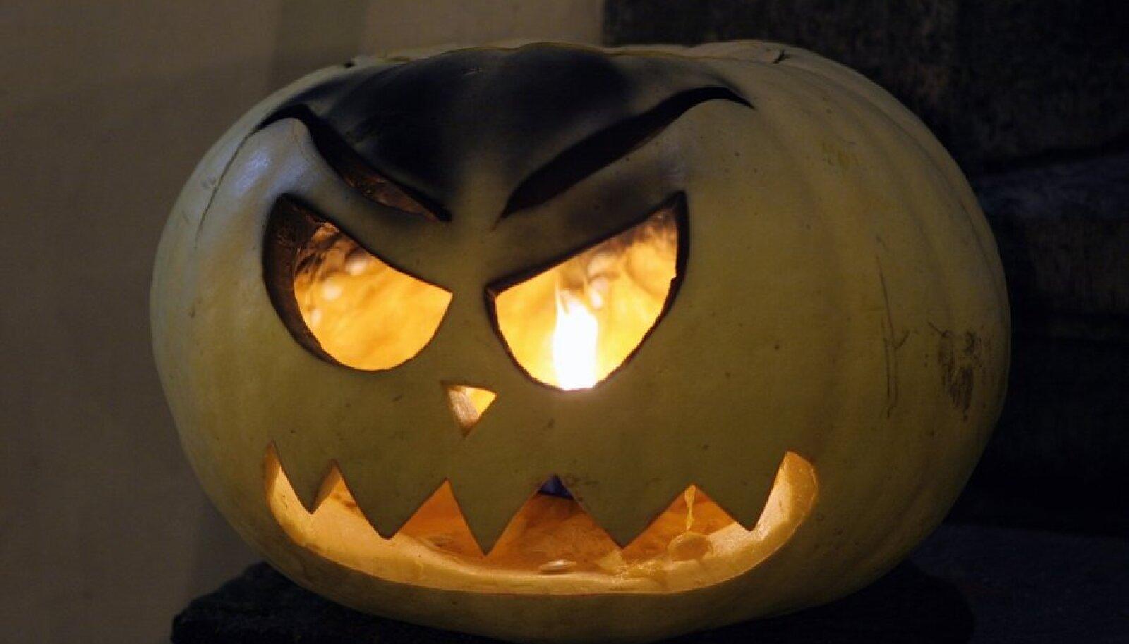 halloween, kõrvits