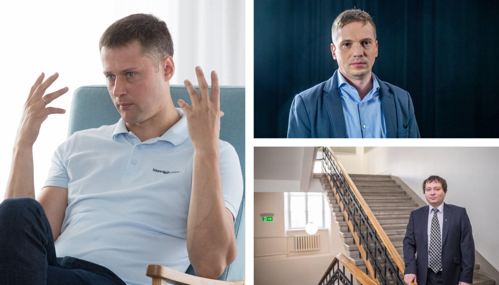 Kristjan Vanaselja. Martin Mölder. Peeter Espak