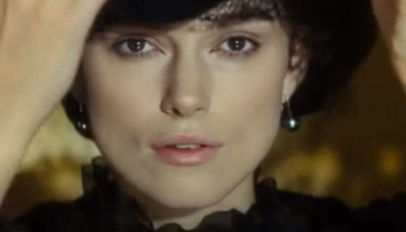 Кира Найтли в роли Анны Карениной