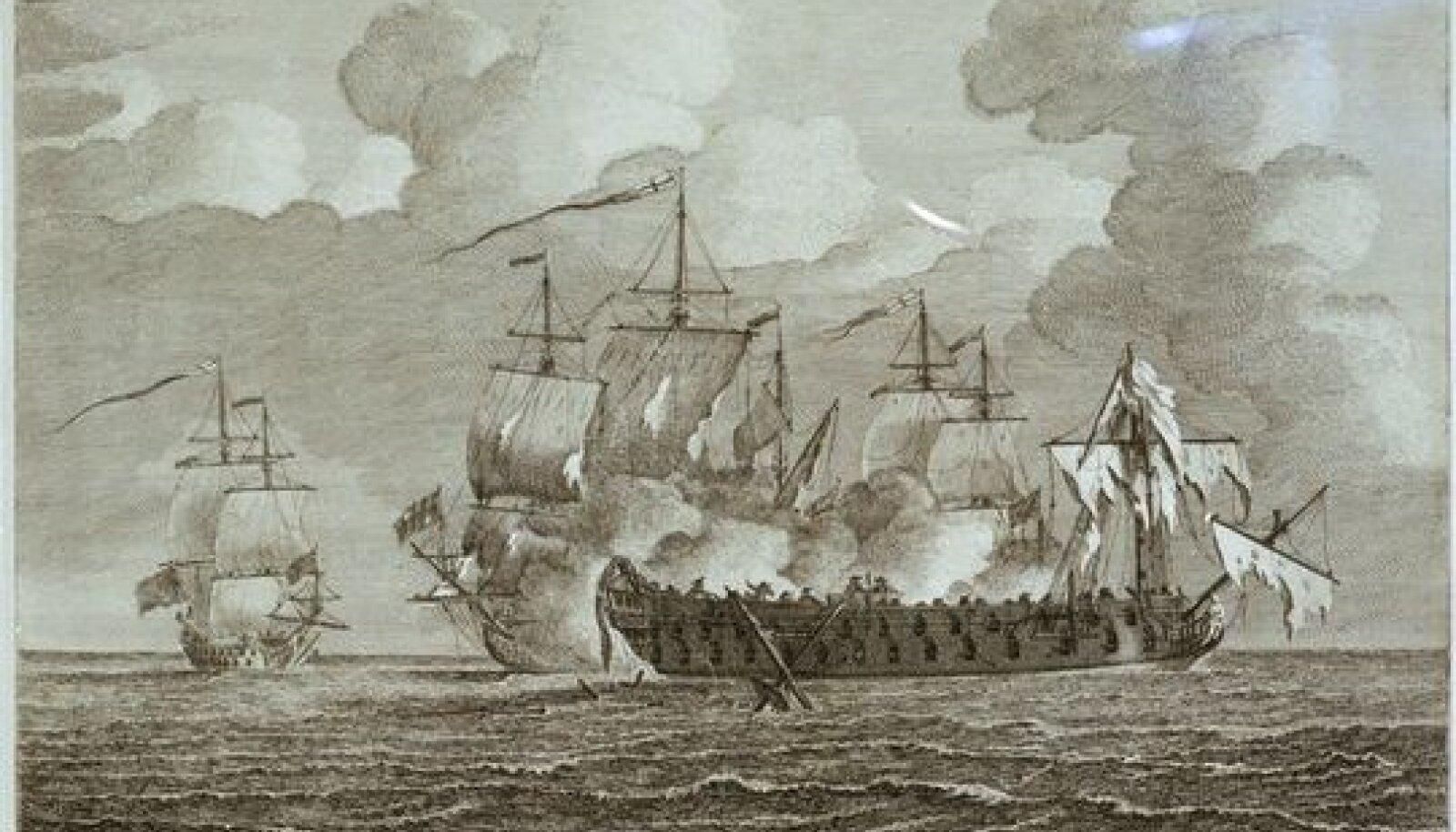 Princesa vallutamine 1740