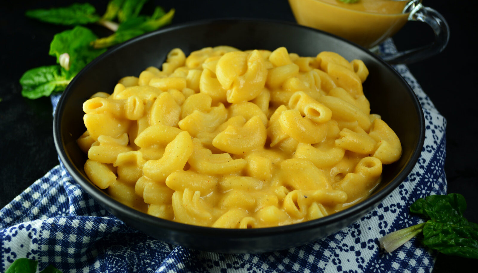 Mac and Cheese ehk maakeeli makaronid juustukastmes.