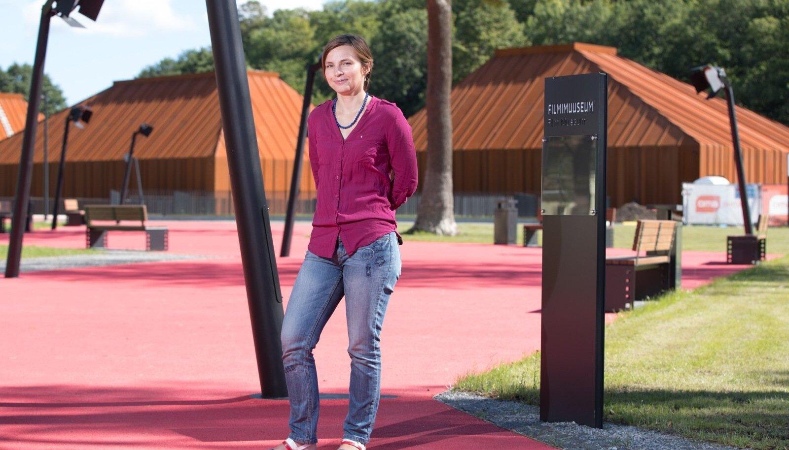 Maria Mang ootab juba külastajaid ja oktoobrikuud, mil filmimuuseum ametlikult oma uksed avab. Muuseumile loodetakse sama suurt menu kui Lennusadamale ja Tallinna Teletornile.