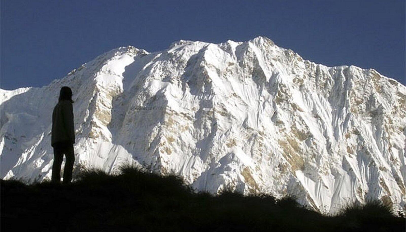 Annapurna lõunakülg.