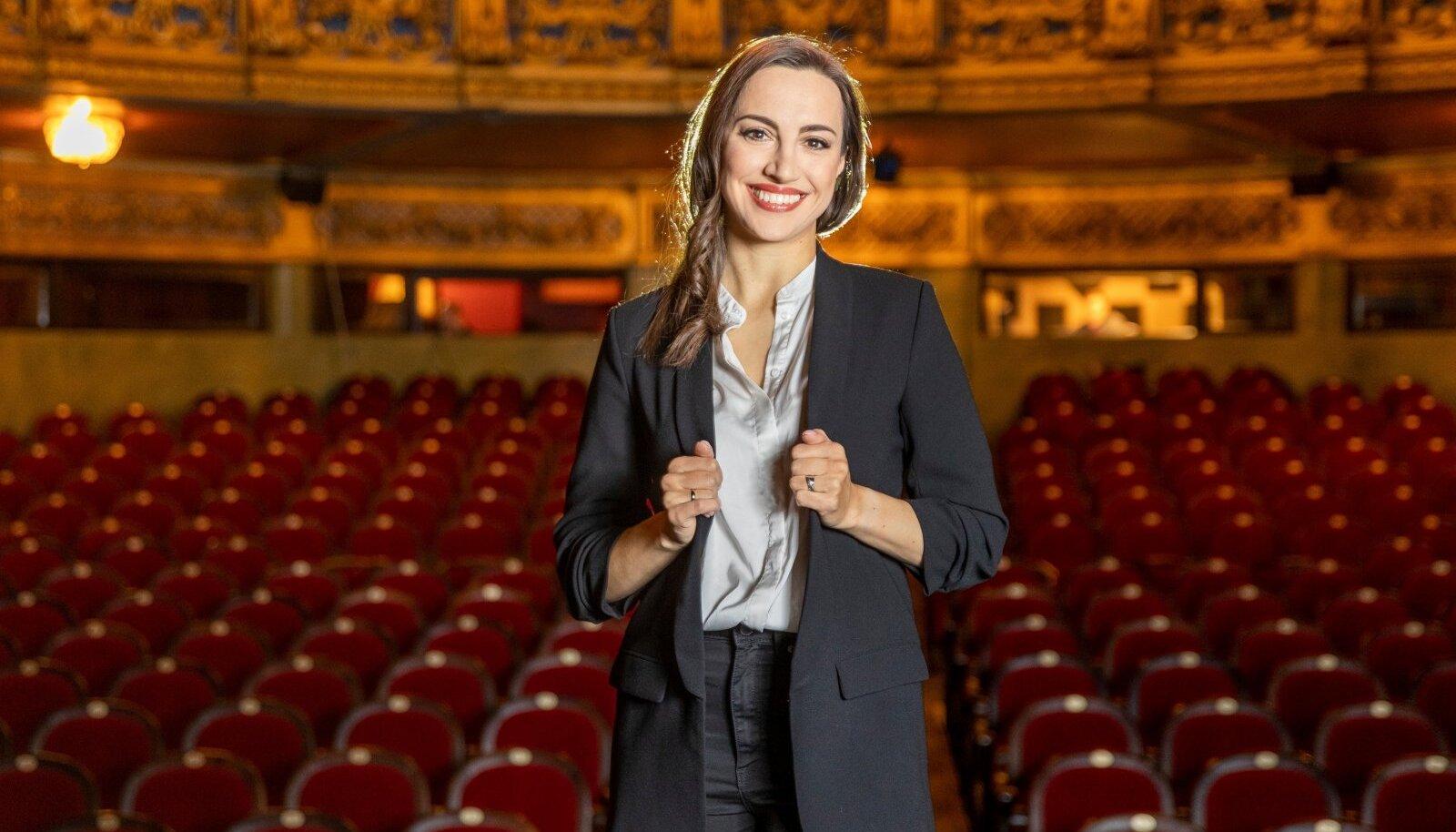 KUTSUTI TALLINNASSE TÖÖLE Anna sõnul oli 2015. aastal tagasitulek lihtne, kuna ka abikaasa Viktorile pakuti tööd Vene Teatris.