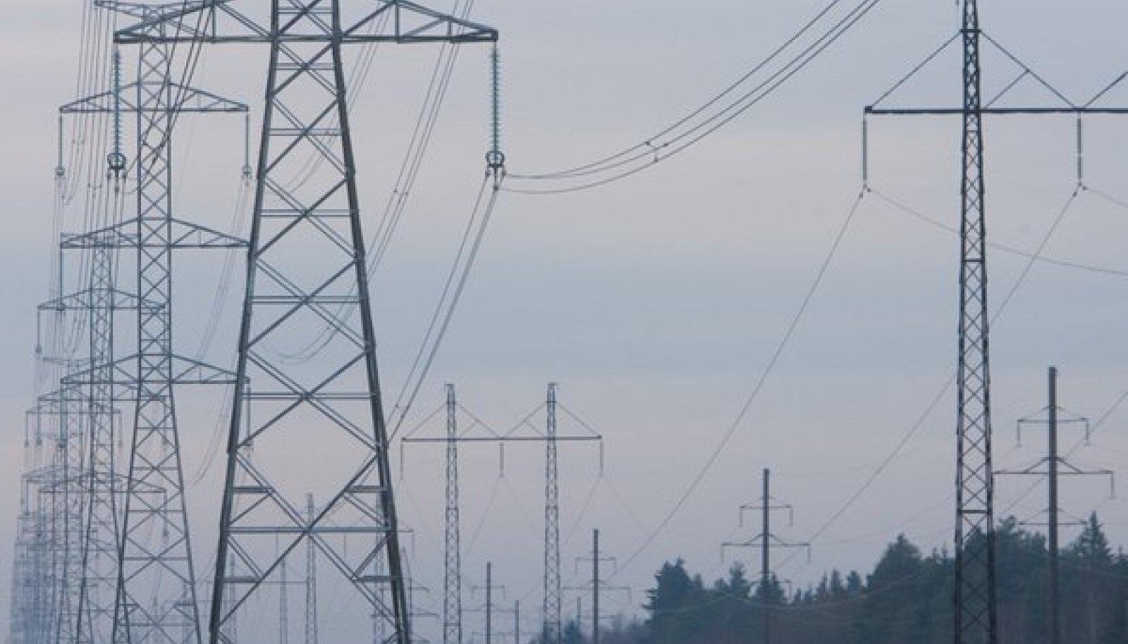 elekter, kõrgepinge