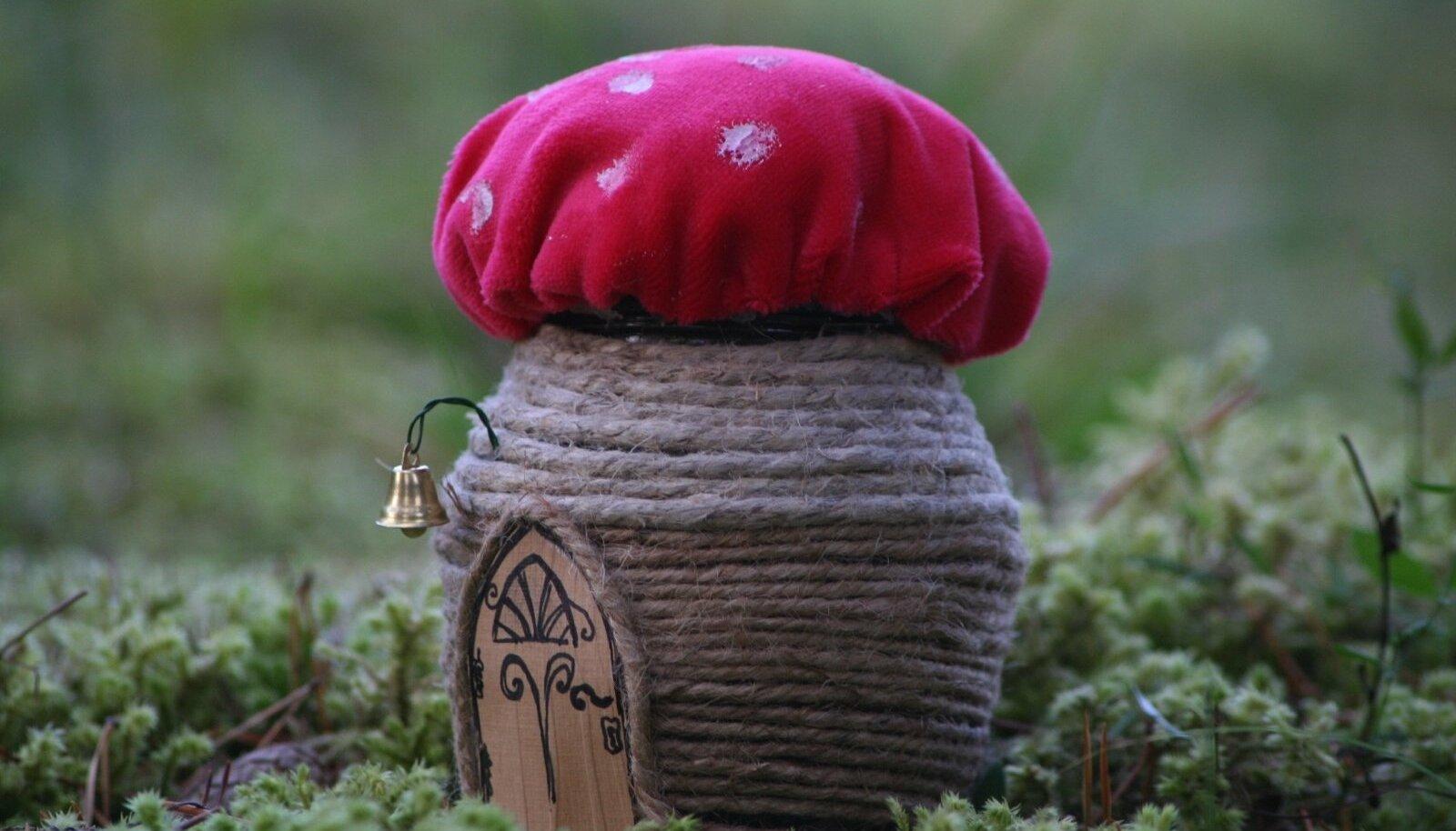 Muinasjutulisema seene tegemiseks tuleb veidi rohkem vaeva näha.
