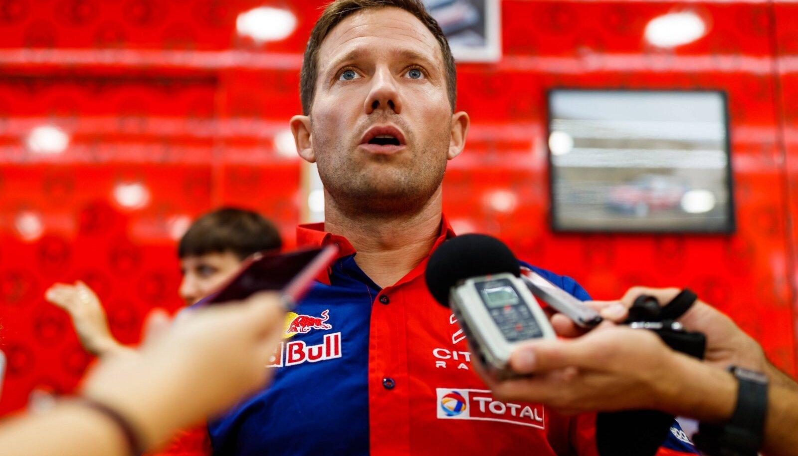 Kas Citröeni päevad WRC-s on loetud ja Sebastien Ogier jätkab Toyotas?