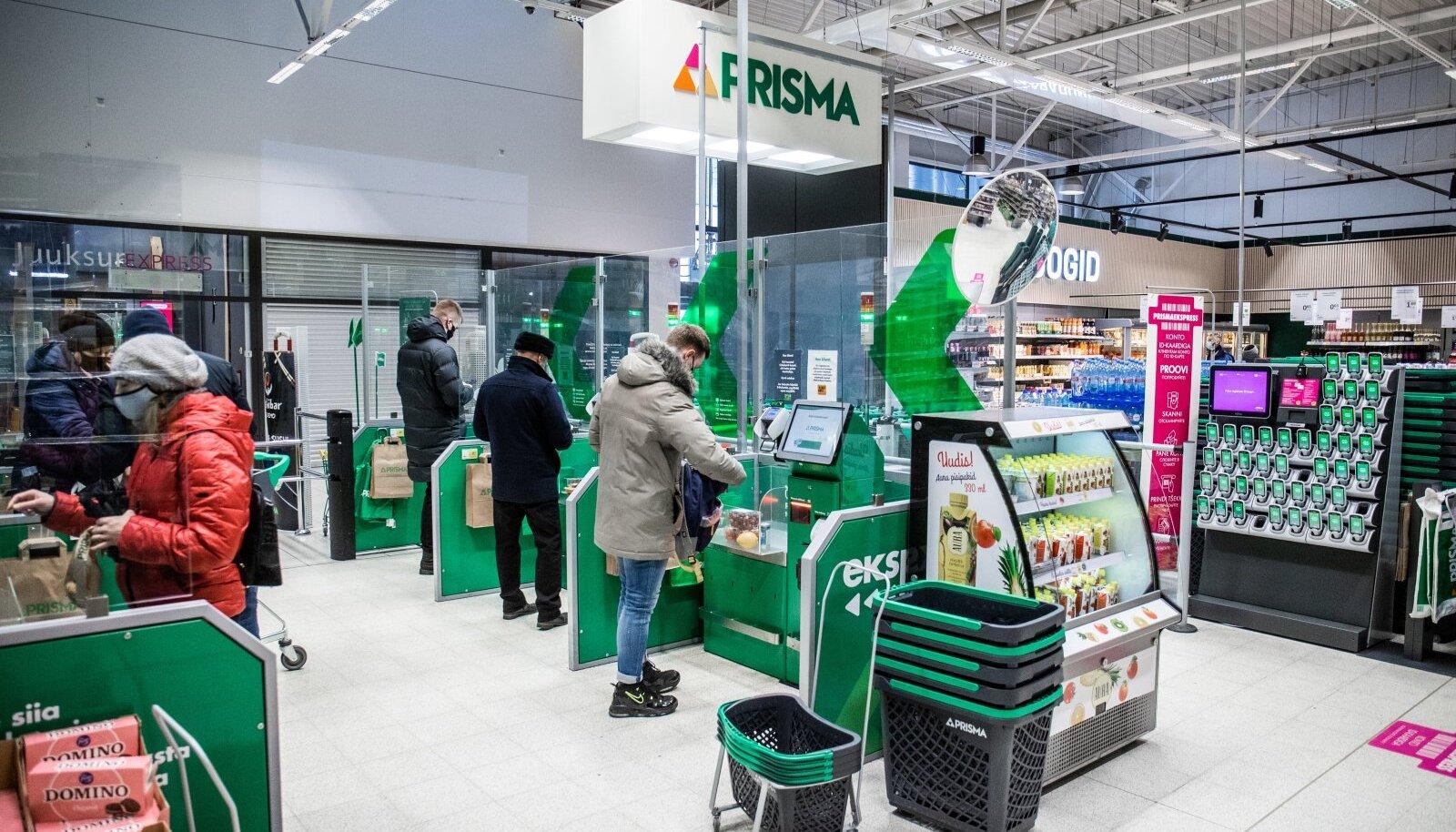 Eestlased saavad kätte rohkem raha kui teised Ida-Euroopa elanikud ja ehkki hinnad pole odavad, võib enamik meist toidupoes üsna muretult ostelda.