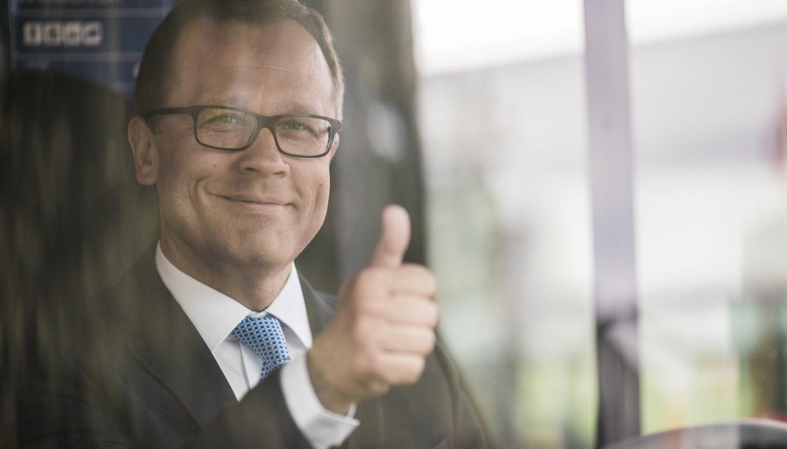 Tartu linnapea Urmas Klaasi head tööd kiidavad nii valijad kui ka konkurendid.