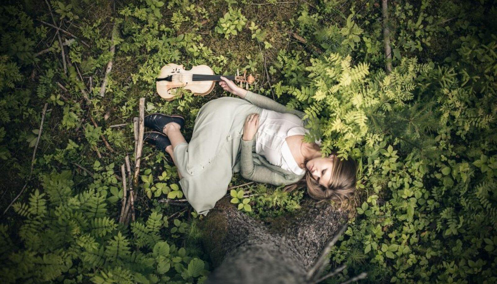 Maarja Nuut on ainus Eesti artist, kes on varem sellel messil käinud