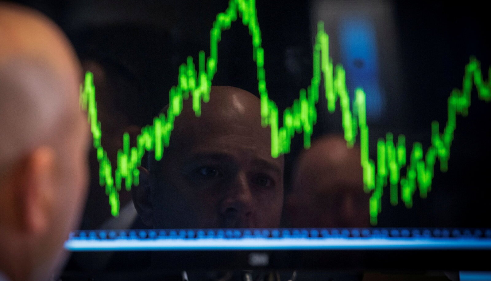 Börsigraafik