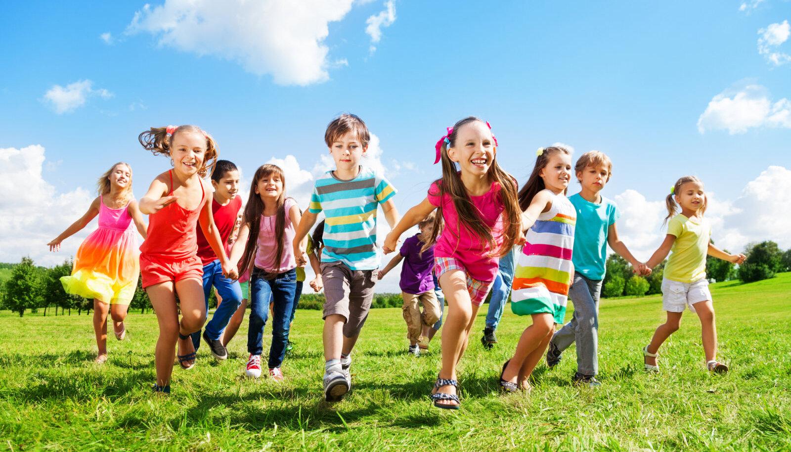 Koolid on täis hüperaktiivseid lapsi, kes on tegelikult üliandekad, täis armastust ja rõõmu