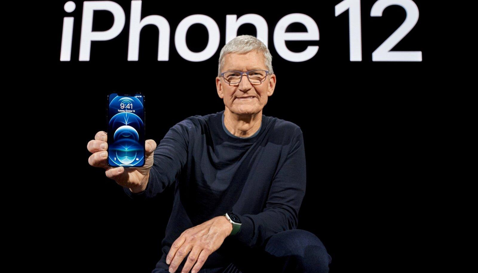 Apple'i juht Tim Cook
