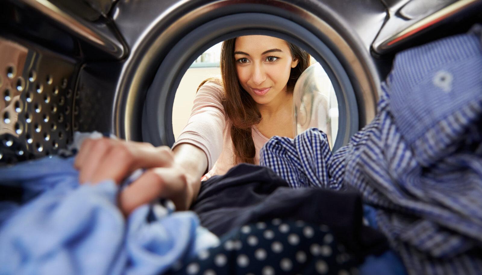 """Kus iganes """"sokikoll"""" ka ei elaks, siis kindlasti ei ole tema kodu pesukuivatis."""