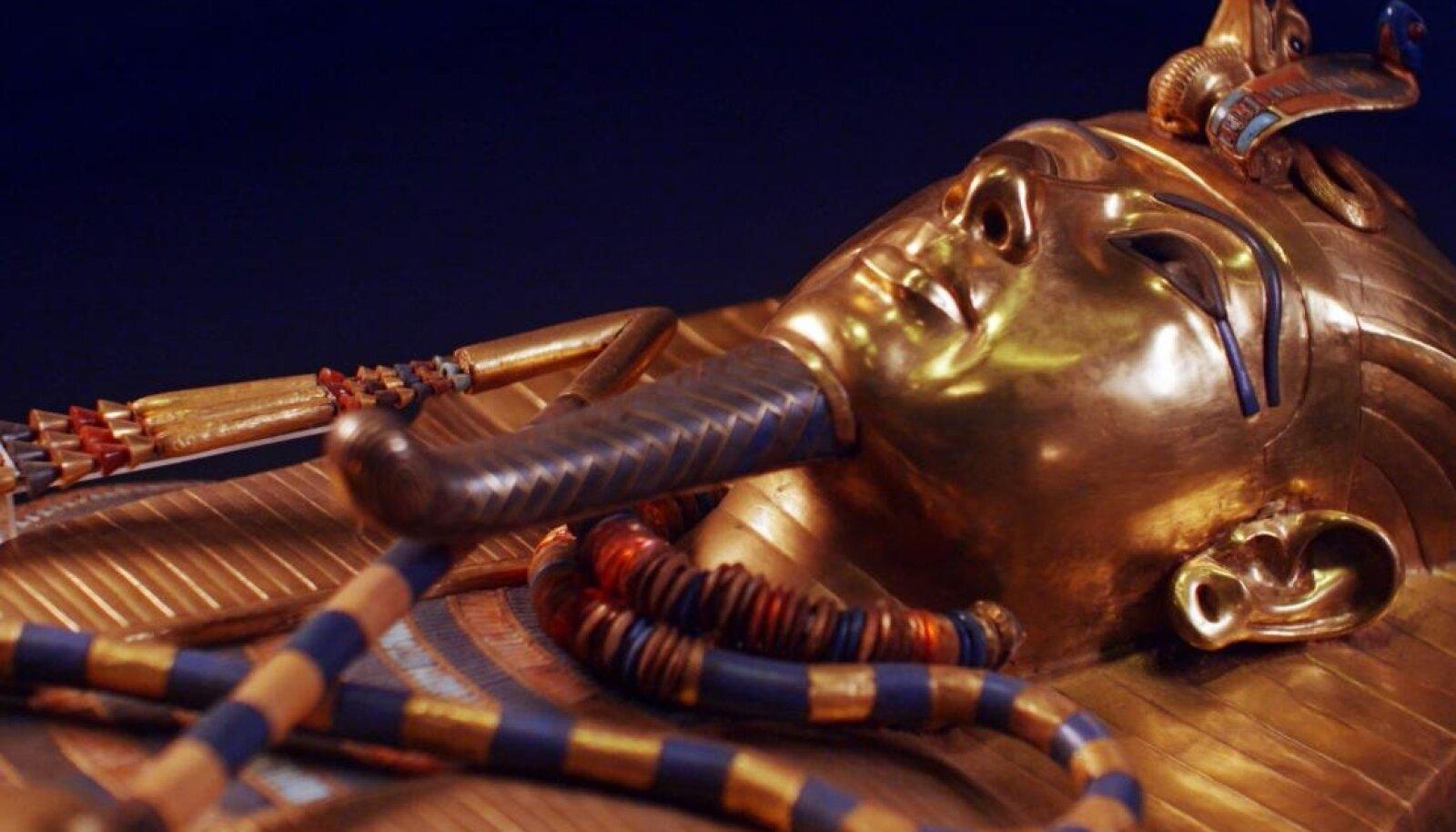 Tutanhamoni surimask