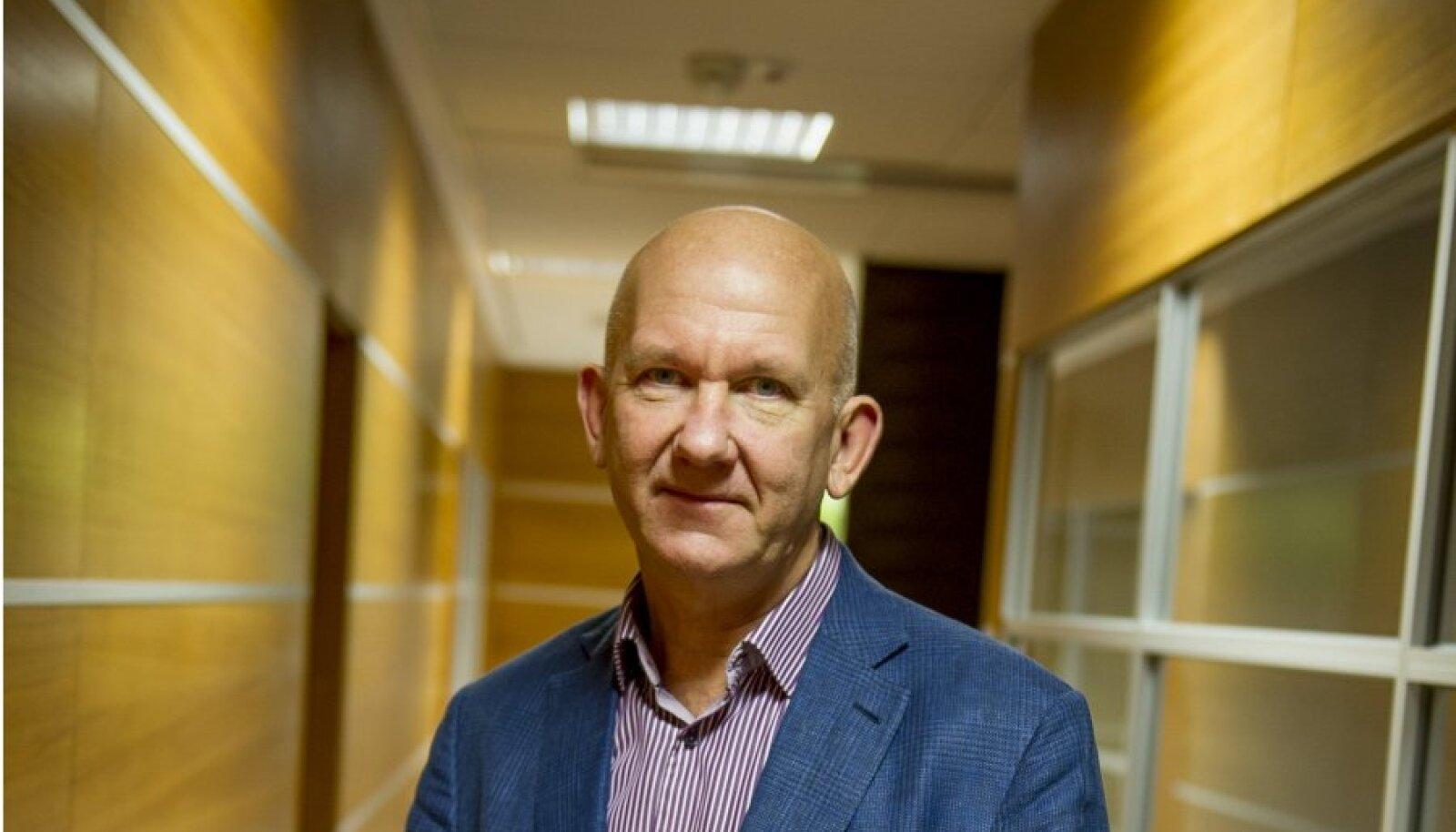 Ehitusfirma Rand & Tuulberg nõukogu liige Raivo Rand leiab, et riik võiks soodsate üürikorterite ehitamisele kaasa aidata.