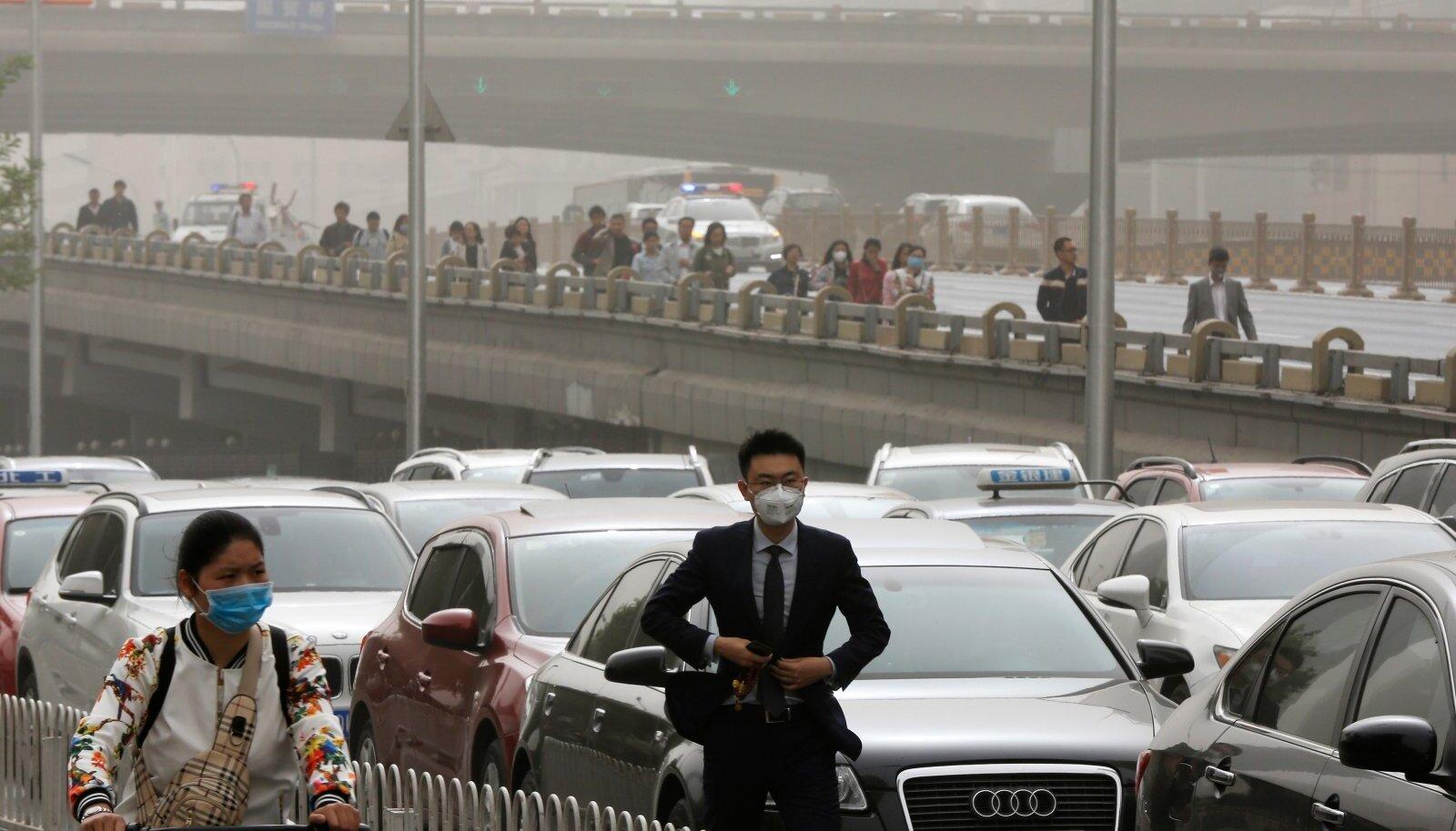 Õhureostusega ollakse kõige suuremas hädas Aasias. Näiteks Hiina suurlinnades kandsid inimesed maske vabatahtlikult juba enne koroonaviiruse leviku algust.