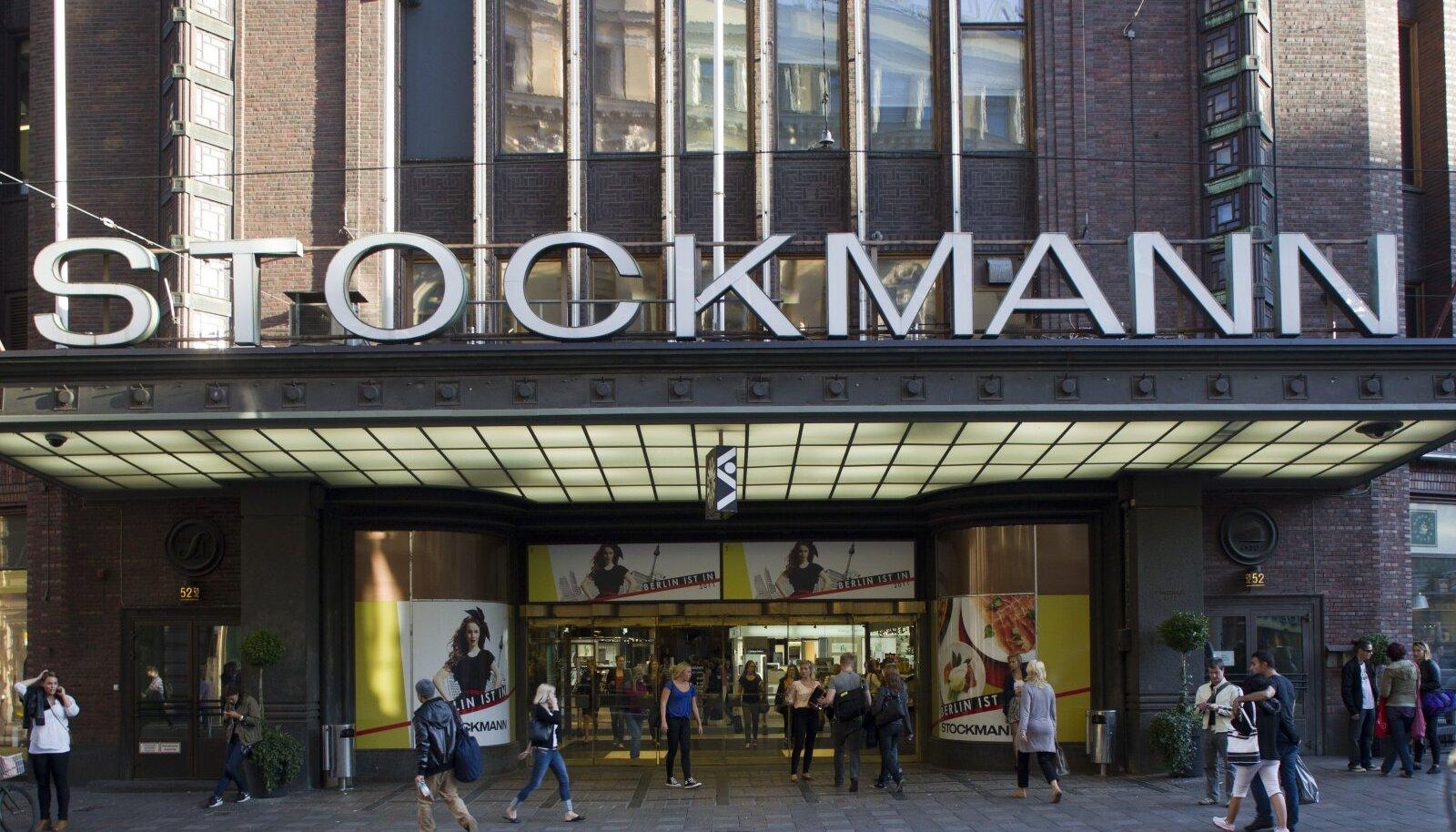Stockmann Helsingis