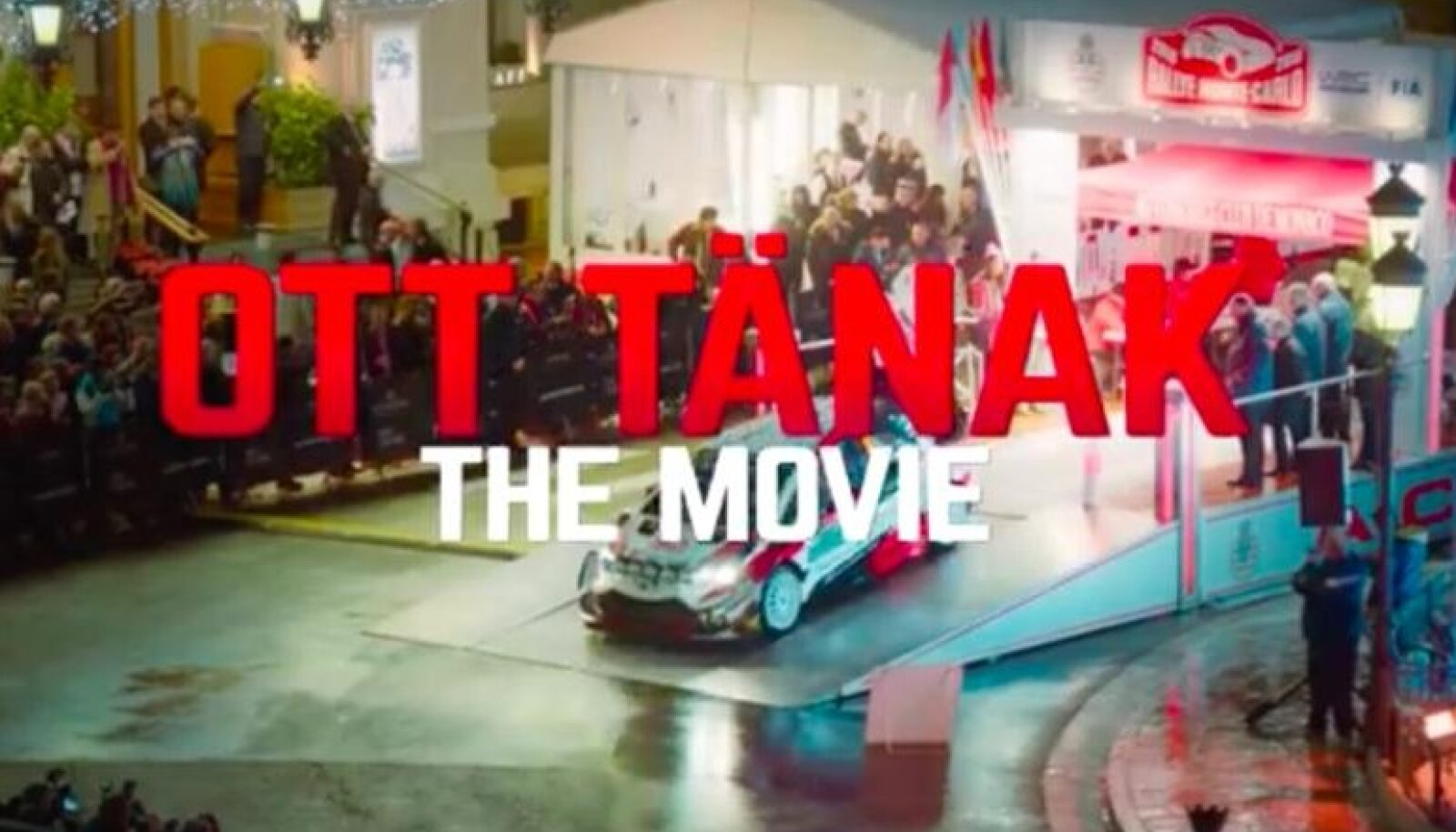 """""""Ott Tänak - The Movie"""""""