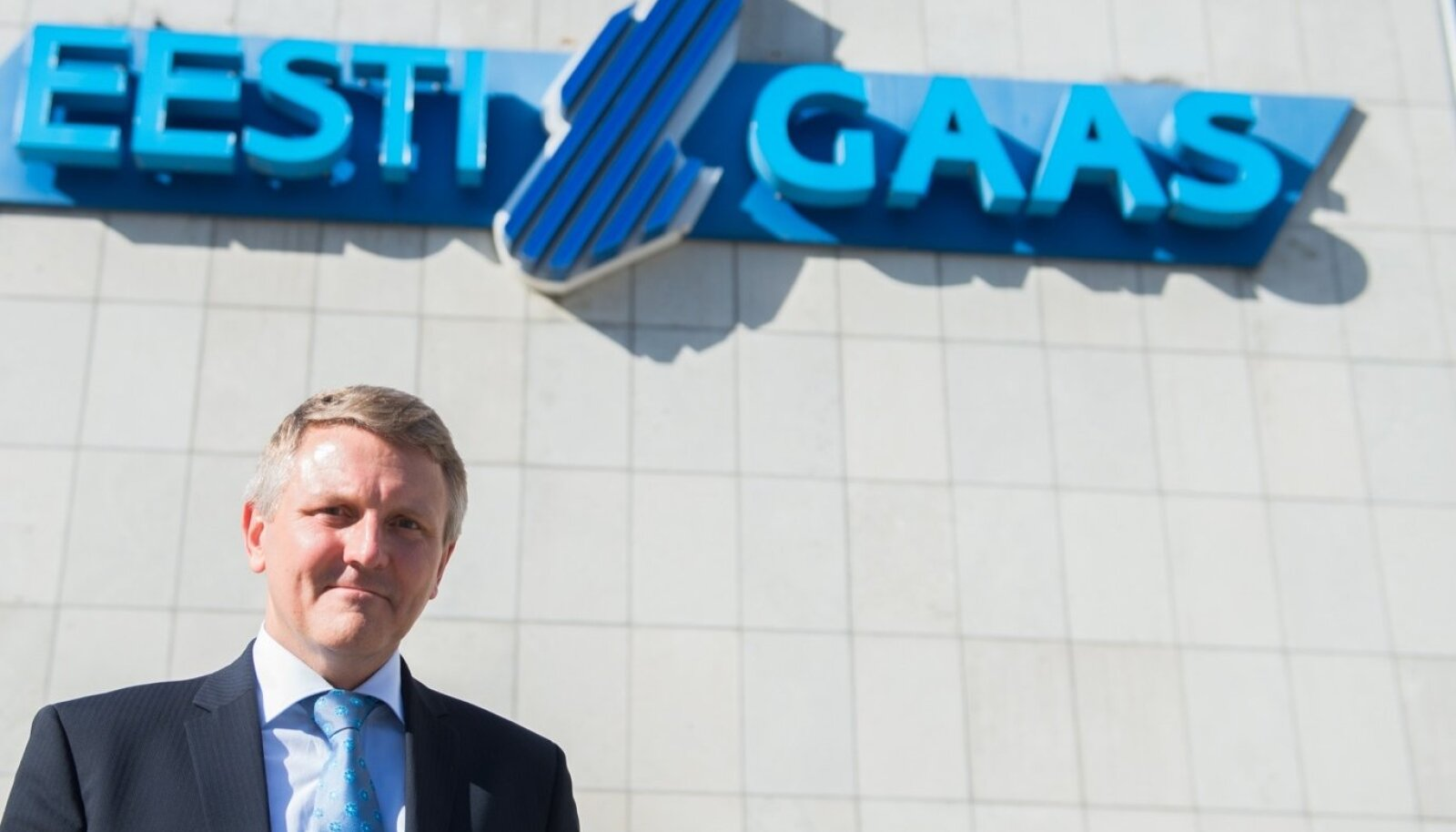 Eesti Gaasi uus juht, endine kantsler Ants Noot.
