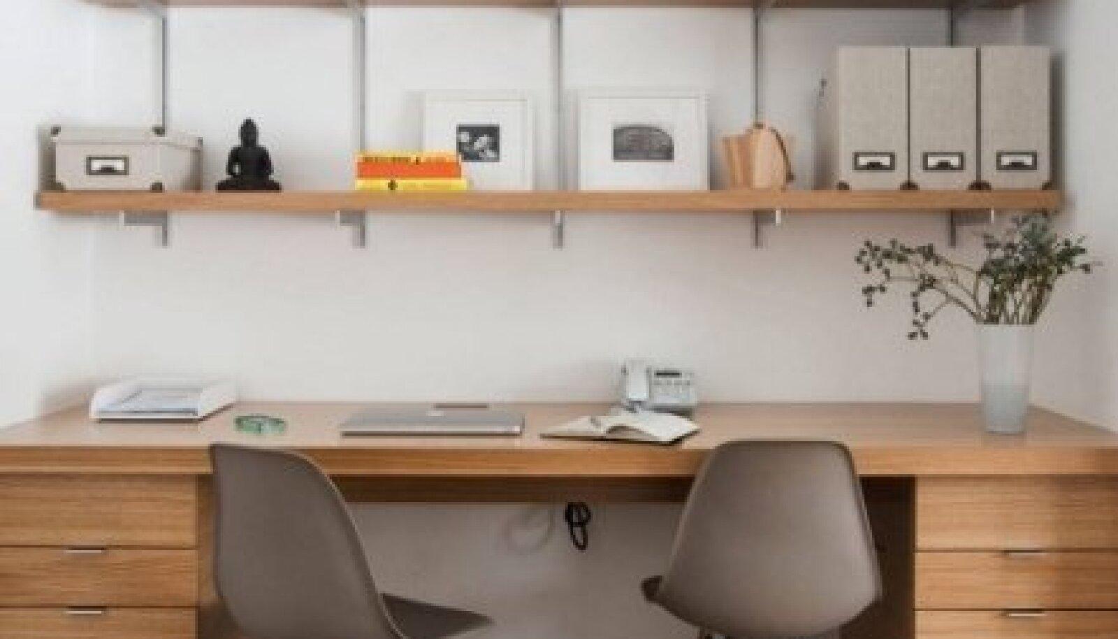 Ideed kodukontori sisustamiseks