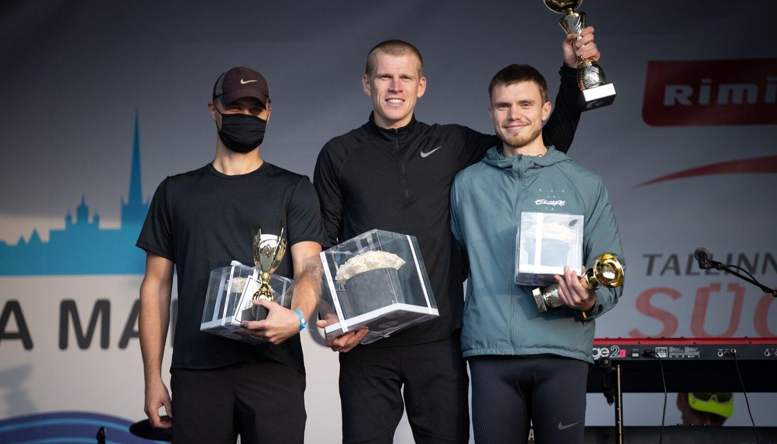 Tallinna Maratoni RIMI Sügisjooks 10 km