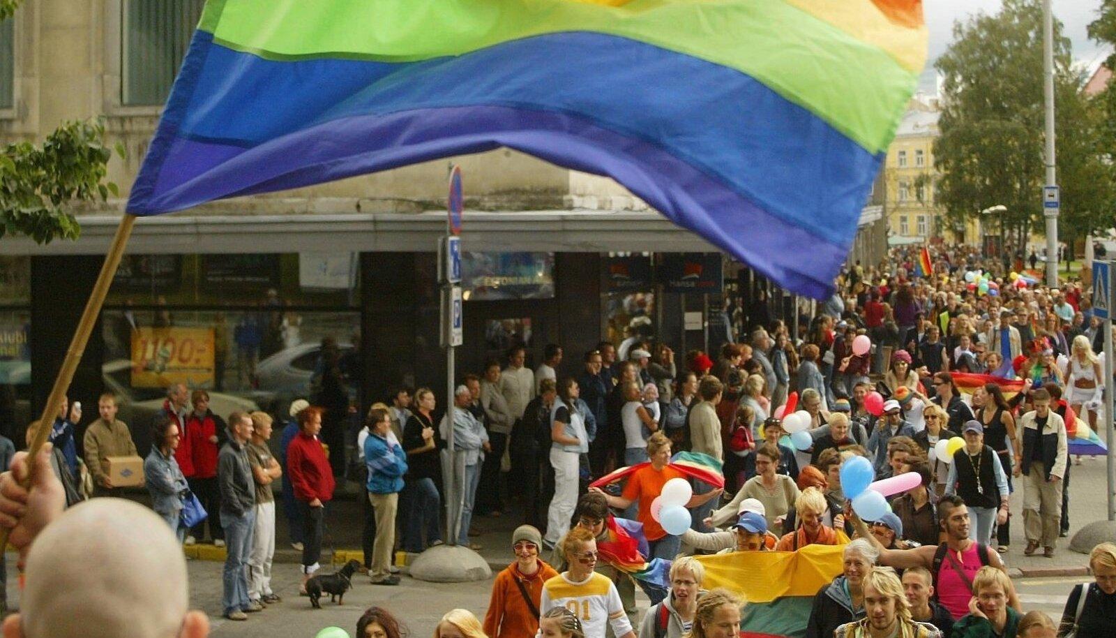 Baltic Moonbow Pride 2004
