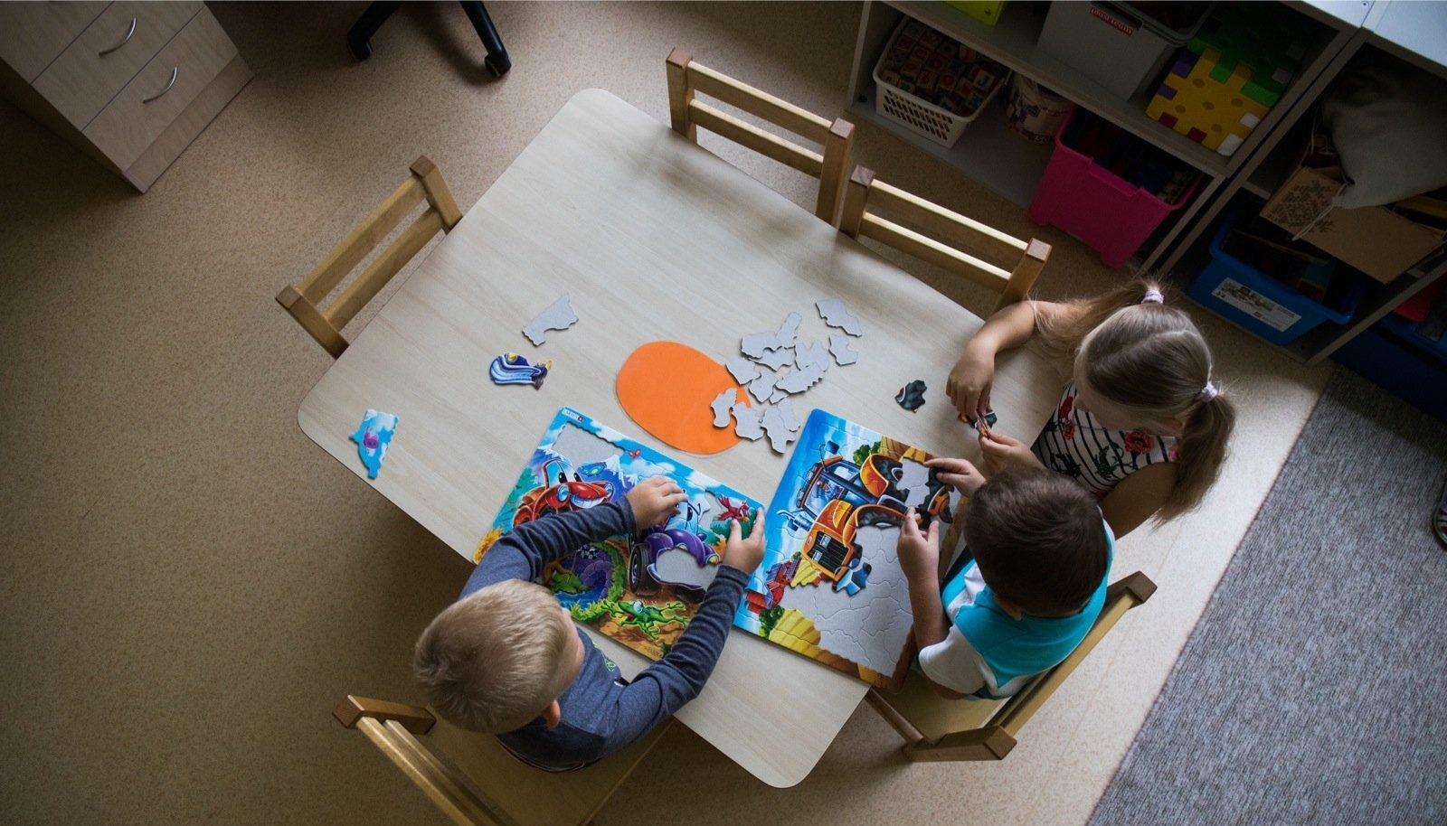Kas ikka on nii, et mida rangemad on mängu reeglid, seda põnevam ja huvitavam on see laste jaoks?