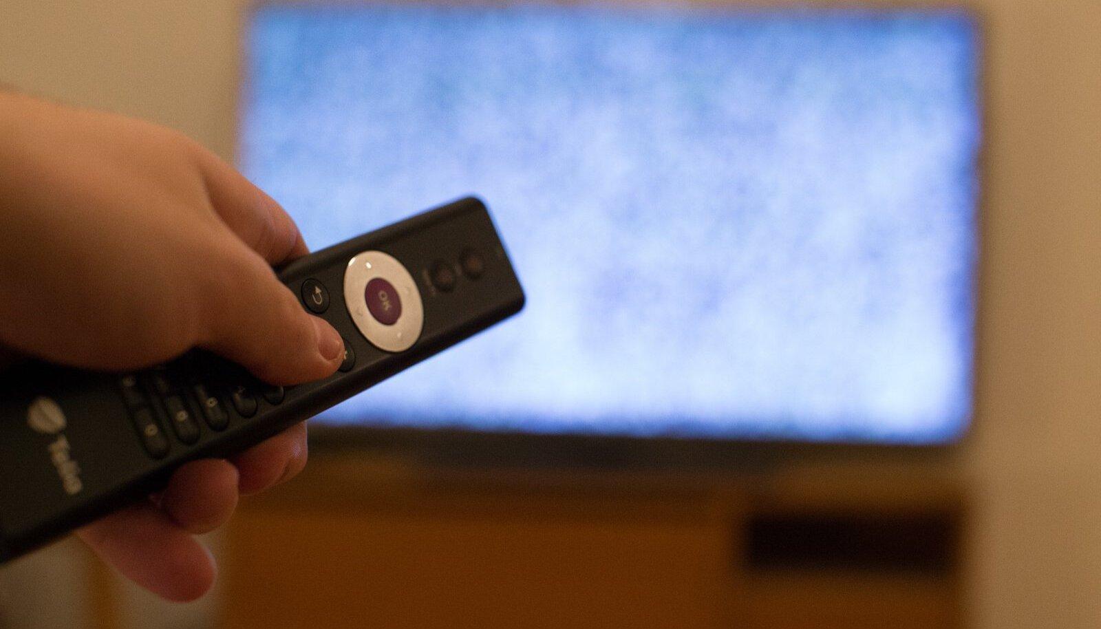 Sümbolpilt televisioon