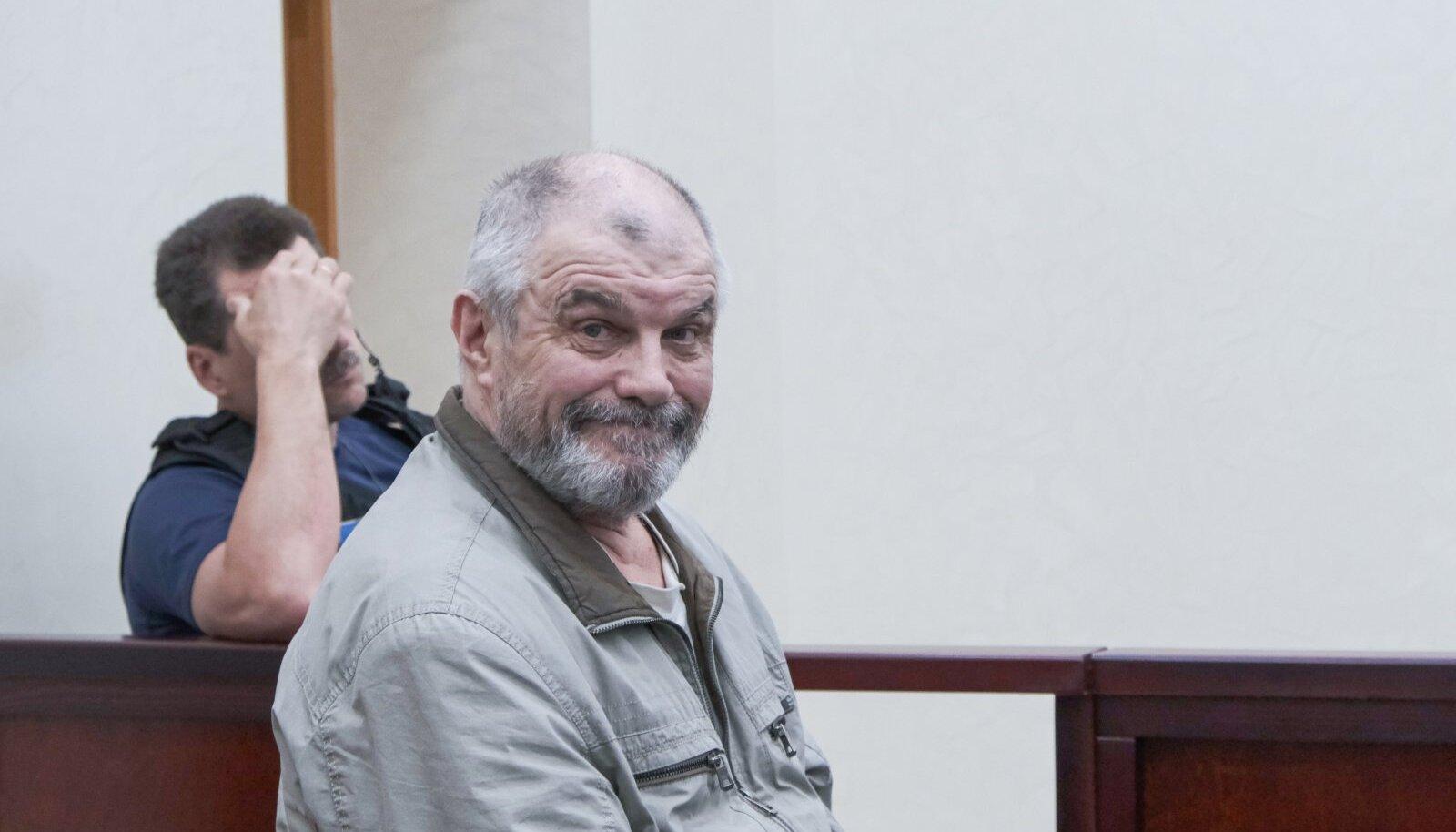 EVGENY EKIMENKO: Kohus mõistis küll süüdi, aga kannatanu ütleb, et süüdi Evgeny ei ole.