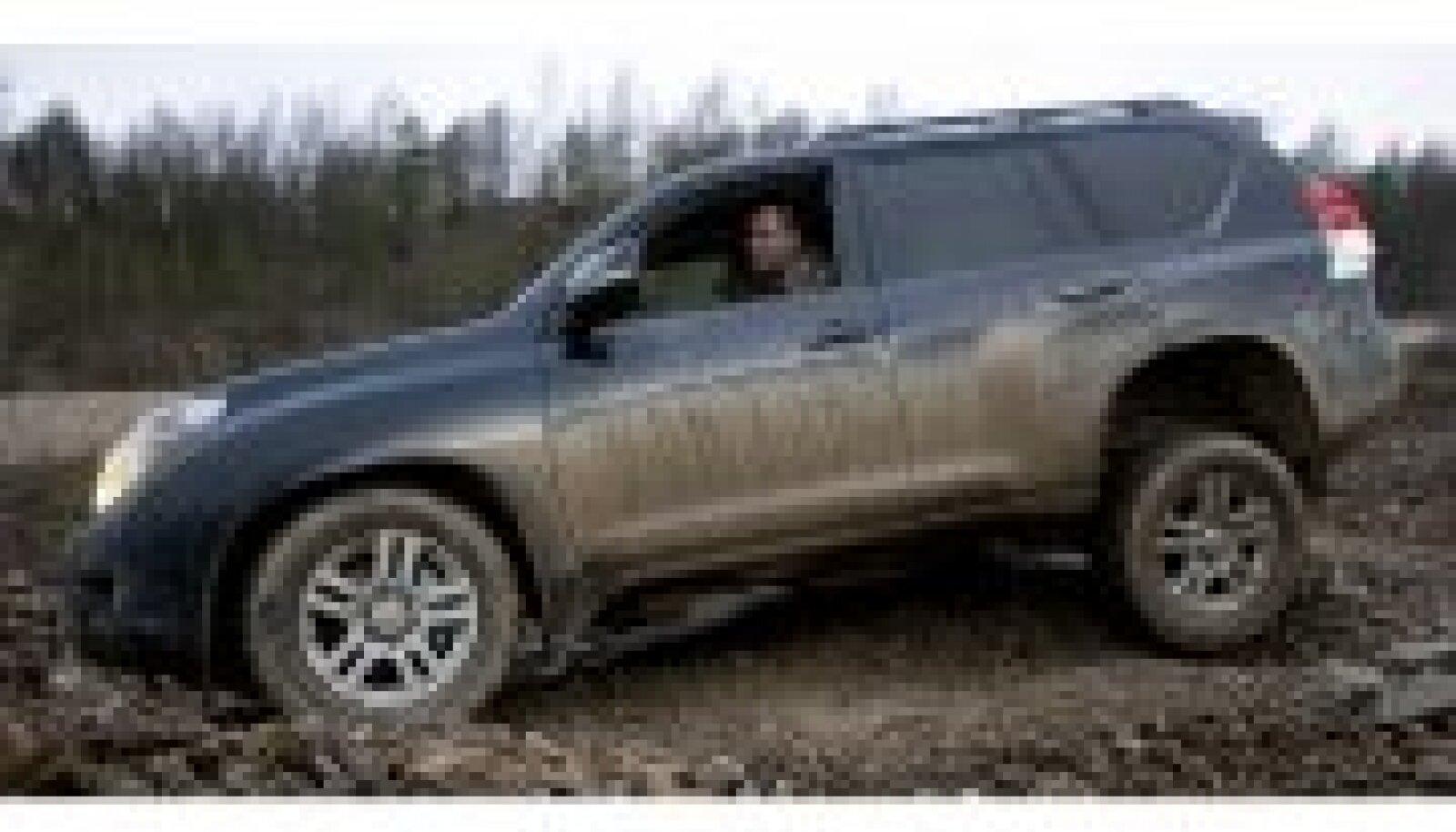 Eestimaalase tüüpiline talveato: Toyota Land Cruiser ehk Länkkar