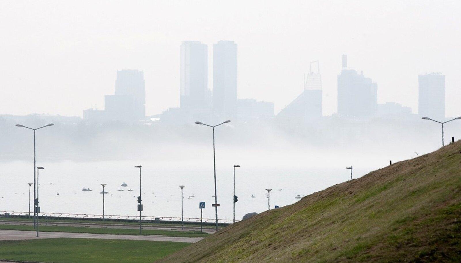 Udu Tallinna lahel