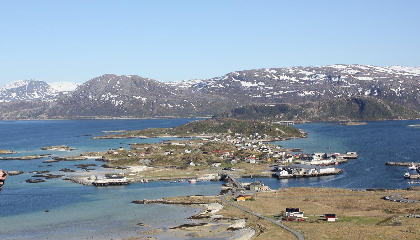 Sommarøy saar