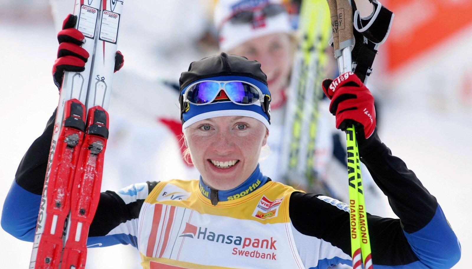 Virpi Sarasvuo (endine Kuitunen) võitis pärast karistuse kandmist Soomele kulda ja karda ning tõusis taas tähe staatusesse.